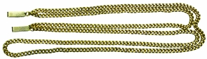 Zoot Suit Chain Gold Costume