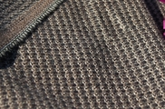 100% Italian Wool Jacketing Fabric Tan Brown Gray Black Design WL-37
