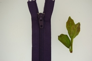"14"" Purple Zipper"