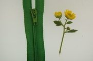 "16"" Green Zipper"