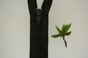 "17"" Dark Green Zipper"