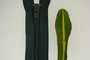 "22"" Dark Green Zipper"