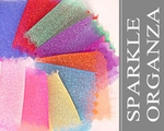 50 yard Roll Sparkle Organza Fabric Wholesale