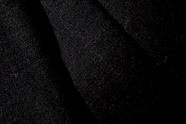 Black Linen Blend Fabric # NV-41