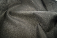 Black Tricot Fusbile Fabric Soft Interfacing 24 yards