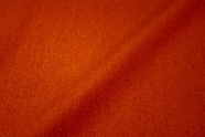 Burnt Orange Wool Flannel Blend Fabric