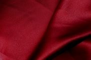 Dark Red Burgundy Bridal Satin Fabric # NV-278