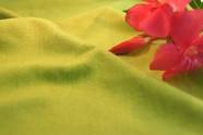 Designer Key Lime Soft Cotton Stretch Jersey Knit Fabric 13 yards