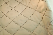 Exclusive Quilted Off White Lining Batting Fabric 6 yards