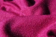 Fuchsia Grape Soft Fleece Knit Fabric # UU-117