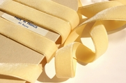 Honey French Velvet Ribbon 16mm