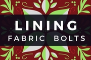 Lining Fabric Bolts