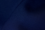 Navy Blue Sheer Crepe Fabric