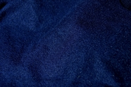 Navy Fleece Faced Knit Fabric # UU-755