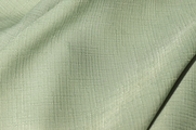 Pistachio Green Linen Look Textured Fabric # UU-262