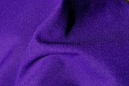 Purple Crepe Fabric with Iron-on Interfacing # UU-171