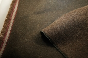 Quality Soft Moghar Brown Flannel Fleece Fabric 5 yards