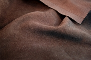 Super Quality Reversible Designer Woven Fabric Brown 10 yards