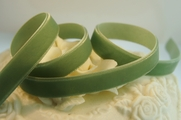 Swiss Velvet Ribbon Celadon Green 9mm