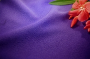 Violet Blue Washable Knit Fabric 15 yards