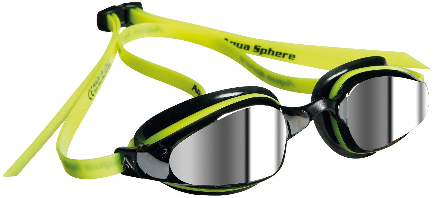 Image of Aqua Sphere K180 Mirrored Goggle