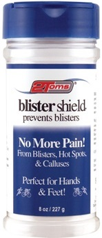 Image of 2Toms BlisterShield Foot Powder / 2.5 Ounces