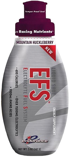 First Endurance EFS Liquid Shot / 5oz Flask
