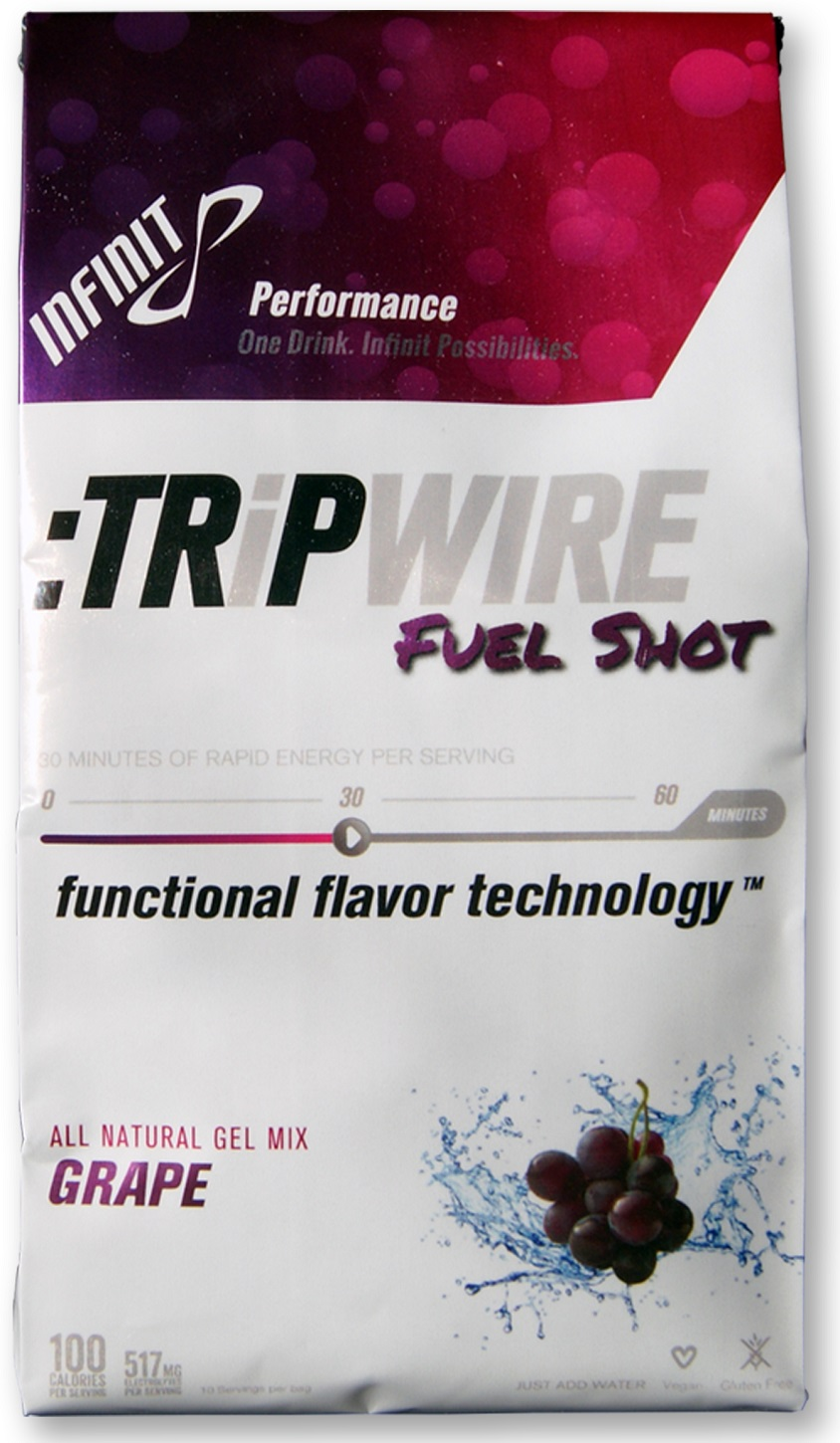 Infinit Nutrition TRiPWIRE Fuel Shot / 10 Servings