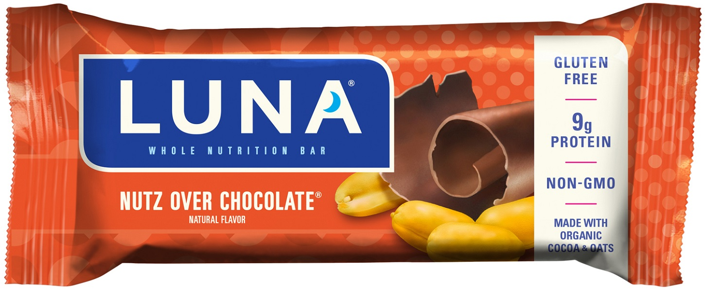 Luna Whole Nutrition Bar