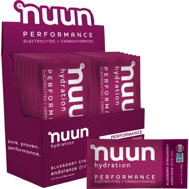 NUUN Performance / Single Serving