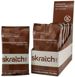Skratch Labs Endurance Recovery Mix / Single Serving