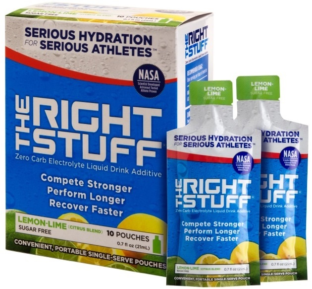 Tri Shot Mix : The right stuff electrolyte drink mix pack