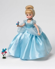 "10"" CINDERELLA - incl resin birds"