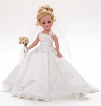 "10"" MY SPECIAL DAY - blonde bride"