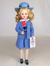 "10"" PAN AM STEWARDESS - 1980's*"