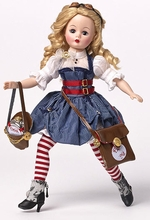 "10"" STEAMPUNK ALICE*"
