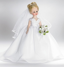 "10"" VISION OF LOVE BRIDE - blonde"