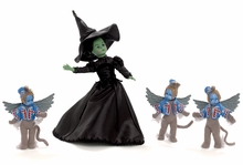 "10"" WICKED WITCH & THE WINGED MONKEYS*"