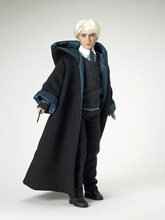 "12"" DRACO MALFOY - incl Slytherin House Robe - 2nd series"