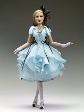 "16"" BLUE ALICE - (Alice in Wonderland Re-Imagined)"