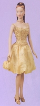 """16"""" CHAMPAGNE BUBBLE DISPLAY DOLL"""