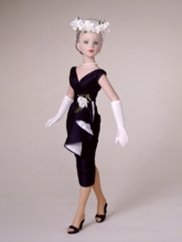 "18"" SAPHIRE SASHAY- Tonner created display doll-Special Edition"