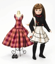 "21"" A CHARMED LIFE CISSY - inc. 2 outfits - LE200"