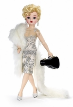"2 Doll Set - SOME LIKE IT HOT - 21"" Marilyn Monroe & Tony Curtis Cissy - LE75"