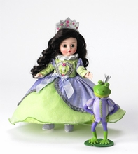 "8"" THE FROG PRINCESS"