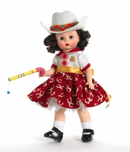 """8"""" LIL' COWGIRL WENDY"""