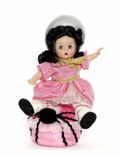 "8"" MISS MUFFET - click for actual photo"