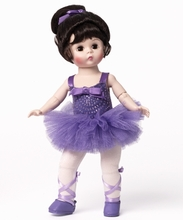 "8"" PIROUETTE IN PURPLE*"