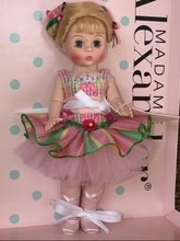 "8"" SPRINGTIME CONFECTION BALLERINA"