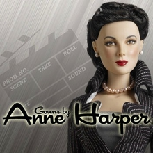 GOWNS BY ANNE HARPER - click here